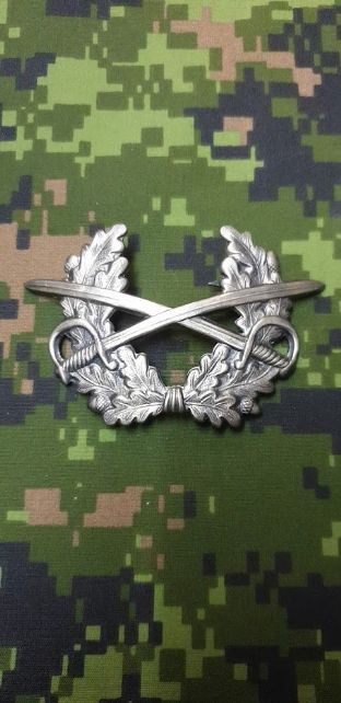West German Cap Badge.